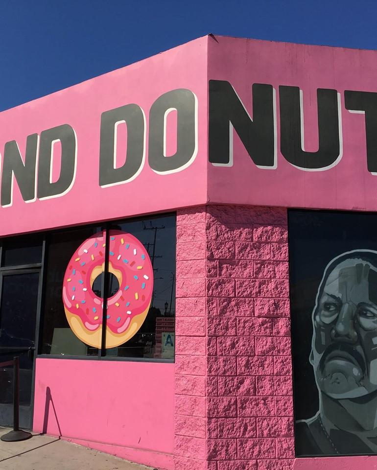 Danny Trejo's Donut Shop